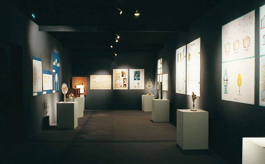 """Koinè Ricerca 1995, mostra """"La custodia eucaristica"""""""