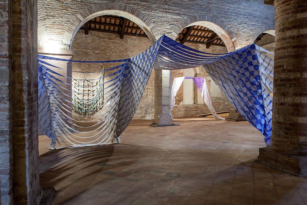 Opere di Marisa Bandiera Cerantola al complesso monumentale di San Silvestro