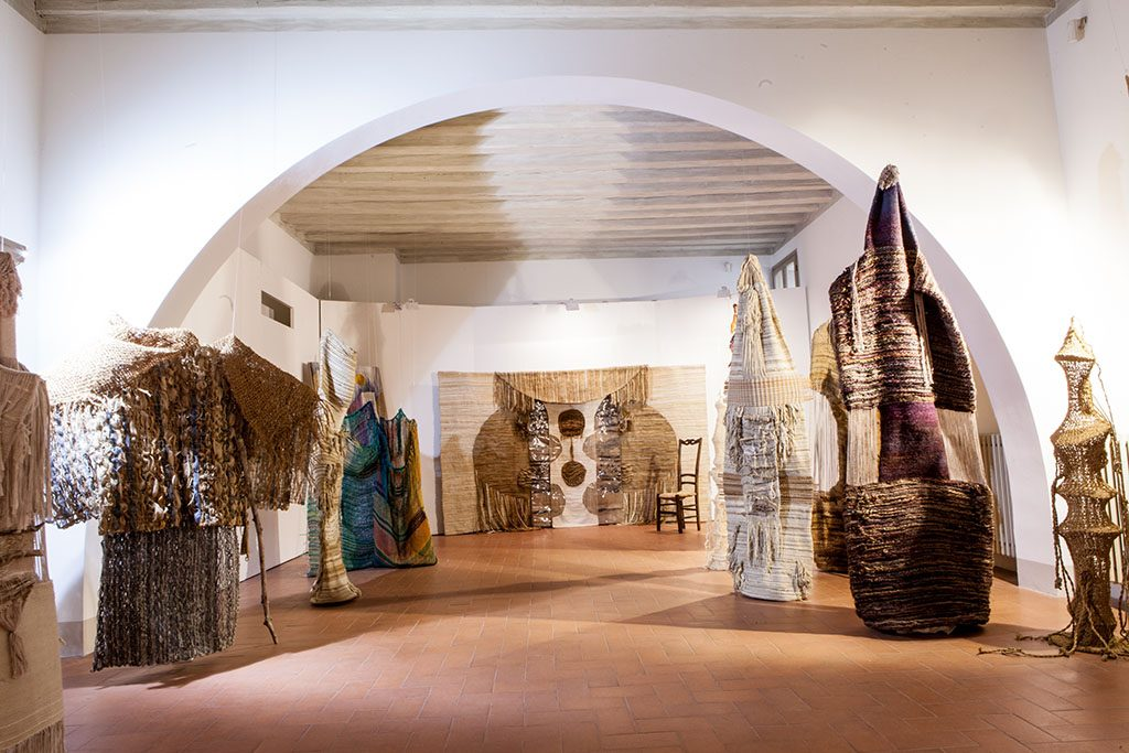 Opere di Attiliana Argentieri Zanetti a Palazzo Barbaran da Porto