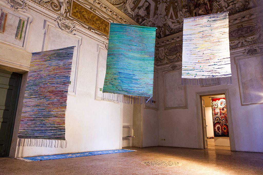 Opere di Luciano Ghersi a Palazzo Barbaran da Porto