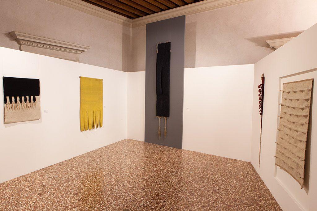 Opere di Sandra Marconato a Palazzo Leoni Montanari