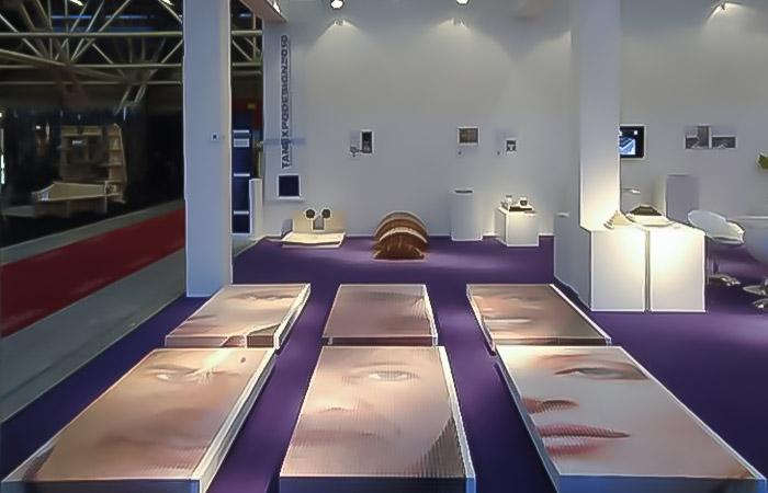 """Tanexpo Design 2010, mostra """"Tombe a terra e cappelle di famiglia"""""""