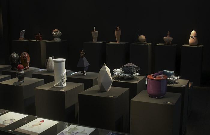 """Tanexpo Design 2008, mostra """"L'urna cineraria e il corredo tombale per loculi"""""""