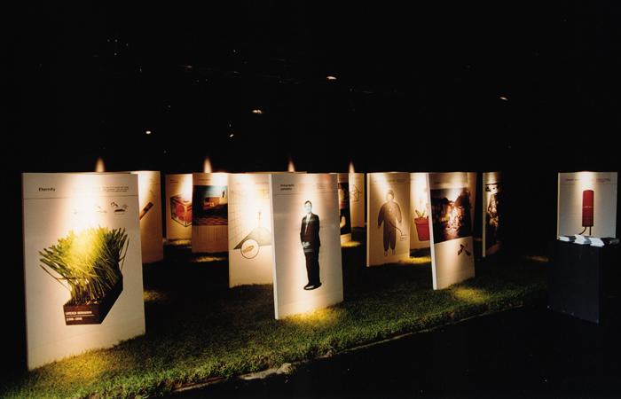 """Tanexpo Design 2000, mostra """"Il design di prodotti per l'uso cimiteriale e funerario"""""""